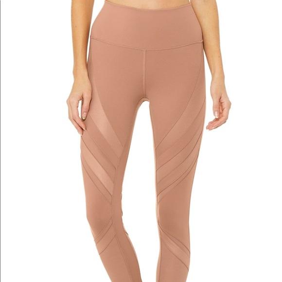 d9f86983df ALO Yoga Pants | Alo Epic High Waist Legging Rosewater Xs | Poshmark